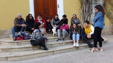 VÍDEO Alhama se prepara para una nueva huelga feminista