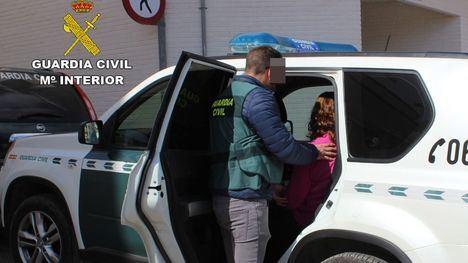 Detenida una vecina de Mazarrón por simular un robo en su vivienda