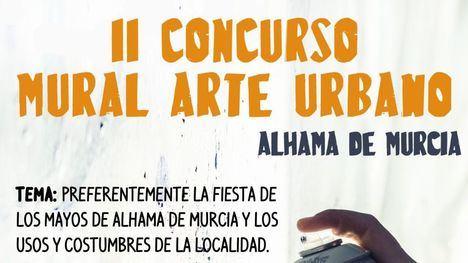 El II Concurso de Pintura Mural asignará 4.700 euros en premios