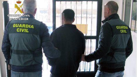 Detenido el presunto autor de un robo violento en Mazarrón