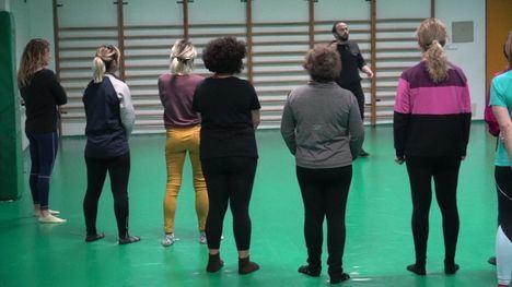 VÍDEO Arranca el 2º taller de autodefensa femenina