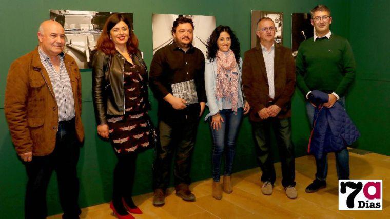 Homenaje del fotógrafo Andrés García Mellado al cine negro