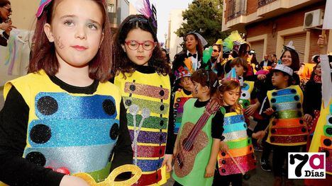 VÍDEO/FOTO El Do de pecho en el desfile, del Ricardo Codorniú