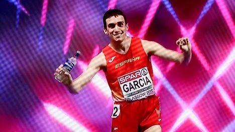 Mariano García se queda a las puertas del podio en Glasgow