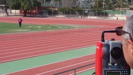 La pista de atletismo queda abierta al público tras su remodelación