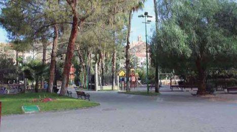 Detenido por desorden público y amenazas en un parque