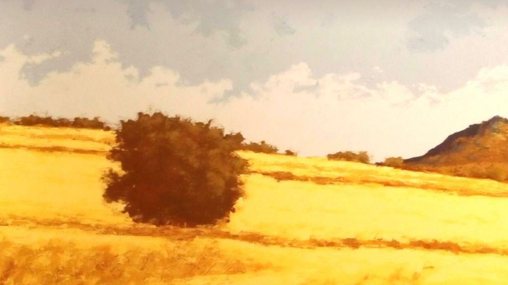 El Pósito se prepara para recibir las pinturas de Ramón Victoria