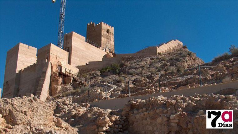 Temblor sísmico con epicentro en el castillo de Alhama de Murcia