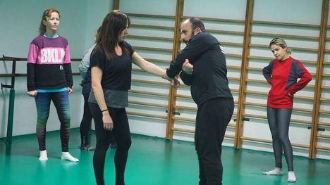 VÍDEO Finaliza el II Taller de Autodefensa Femenina