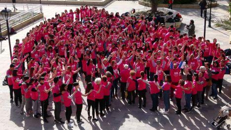VÍDEO Alhama late por la igualdad en el Día de la Mujer