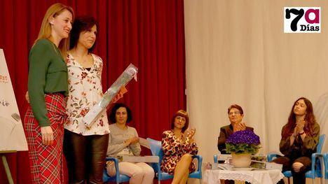 VÍDEO/FOT. La emoción preside los premios del Día de la Mujer