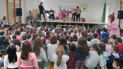 V./F. 'La Música es Vida' otra forma de enseñar en el Ricardo Codorníu