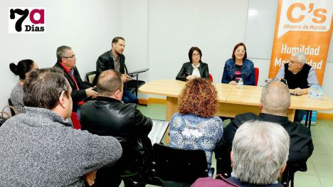 Isabel Franco, candidata a presidir la Región por Ciudadanos