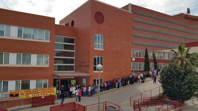 Hospital Universitario de La Arrixaca