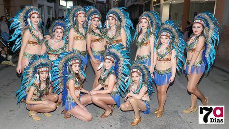 VÍDEO Las indias del Apocalipsis triunfan en el Carnaval 2019