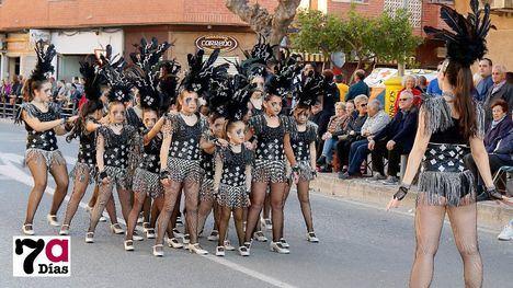 FOTOS El buen humor y la alegría del Carnaval se adueñaron de la calle