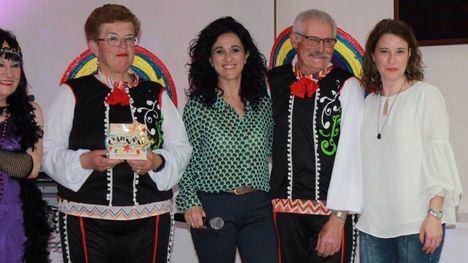 FOTO Isabel Valenzuela y Juan Andreo ganan el Carnaval de Mayores
