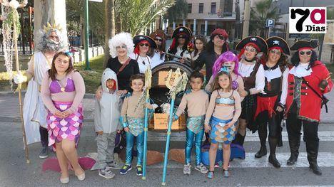 VÍDEOS Espectacular Carnaval de fantasía y buen humor