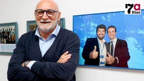 VÍDEO Franco buscará el consenso con otros partidos si es alcalde