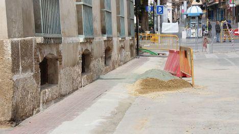 Iberdrola renueva su red en avenida Cartagena y Juan Carlos I