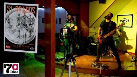 VÍDEO/FOTOS El Bar Los Olmos se eleva a los 51 Grados