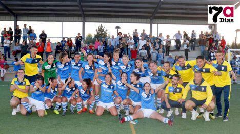 VÍDEO/FOTOS La victoria más dulce para el Alhama Féminas