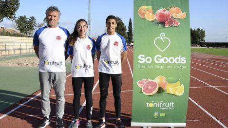 Grandes marcas para Lucía Morales y Achraf Hassouni en el Sub16