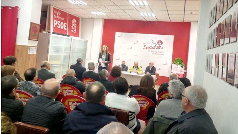Cuatro caras nuevas en los primeros puestos de la lista del PSOE