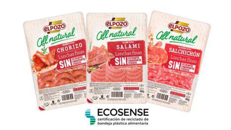 ElPozo, la primera empresa del sector con certificación ECOSENSE