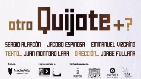 'Otro Quijote+?' visita Alhama con Nacho Vilar Producciones