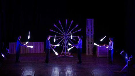 El teatro vuelve al atrio de San Lázaro con 'Sinergia 3.0'