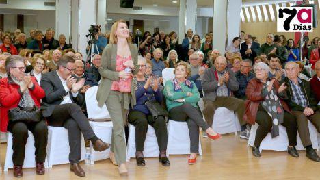 VÍDEO/FOTOS El nuevo parque de La Cubana, la idea estrella del PSOE