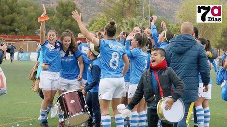 VÍD./FOT. Remontada del Alhama Féminas frente al Villarreal (2-2)