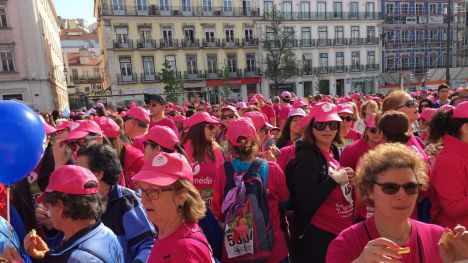 ElPozo BienStar patrocina la Carrera de La Mujer de Lisboa
