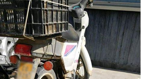 La Policía recupera un ciclomotor que fue robado el mes anterior