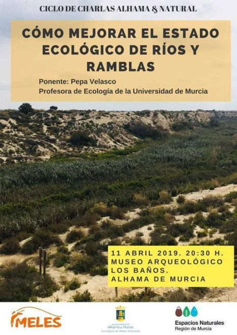 El estado ecológico de los ríos y las ramblas, a debate en Los Baños