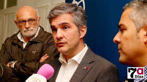 VÍDEO El PP critica que el PSOE se apropie de su trabajo por el agua