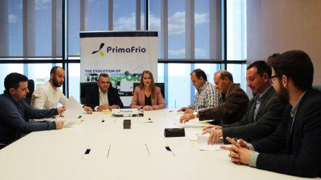 Primafrio se alía y da su apoyo a varios clubes deportivos locales