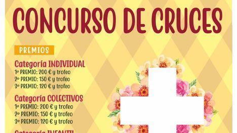 Publicadas las bases del concurso de las Cruces de Mayo