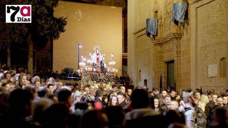 VÍDEO/FOTOS La Legión protagoniza el Viernes de Dolores alhameño