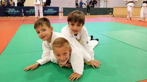 FOTOS Nuestros judokas copan los podios en Espinardo