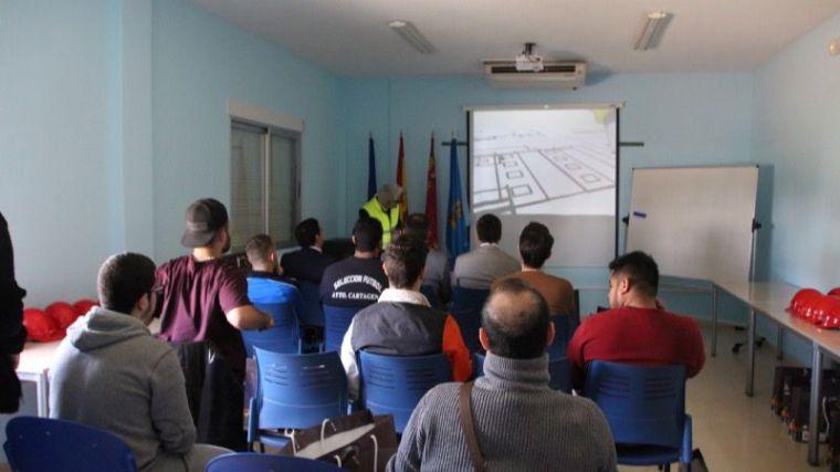 Nuevos cursos para trabajadores en activo y parados en Alhama