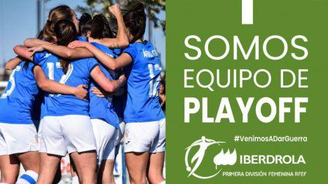 Alhama Féminas vence en Aldaia y saca la plaza para los playoffs