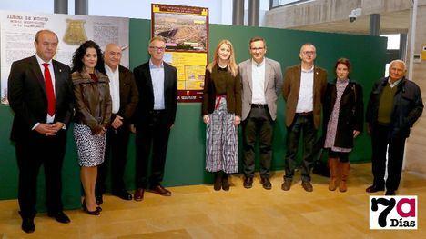 VÍDEO y FOTOS Visita del ministro a los orígenes de Alhama