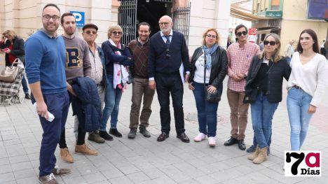 VÍDEO/FOTOS Franco, contento con su equipo para las Municipales