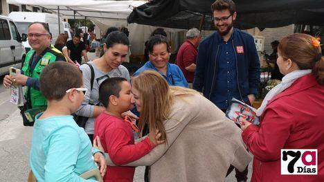 VÍDEO/FOTO El PSOE ve clave la movilización del voto el 28A