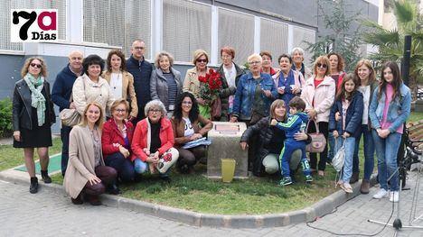 VÍDEO Ex alumnas de Calero le recuerdan en el Día del Libro