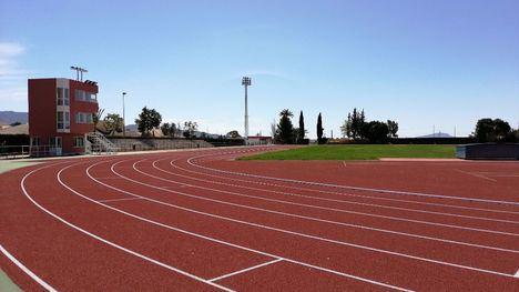 Las competiciones de atletismo vuelven a Complejo Guadalentín