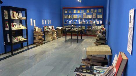 Dos exposiciones para animarse a leer en Plaza Vieja