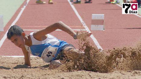 FOTOS Club Atletismo Alhama, anfitrión de las semifinales regionales
